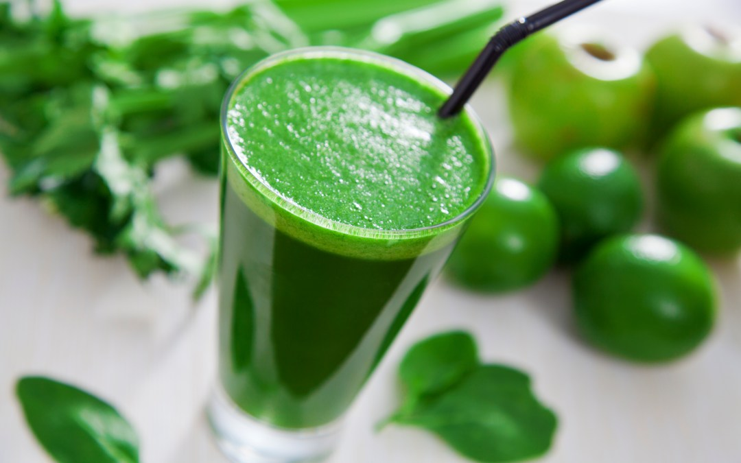 My Morning Green Juice Recipe