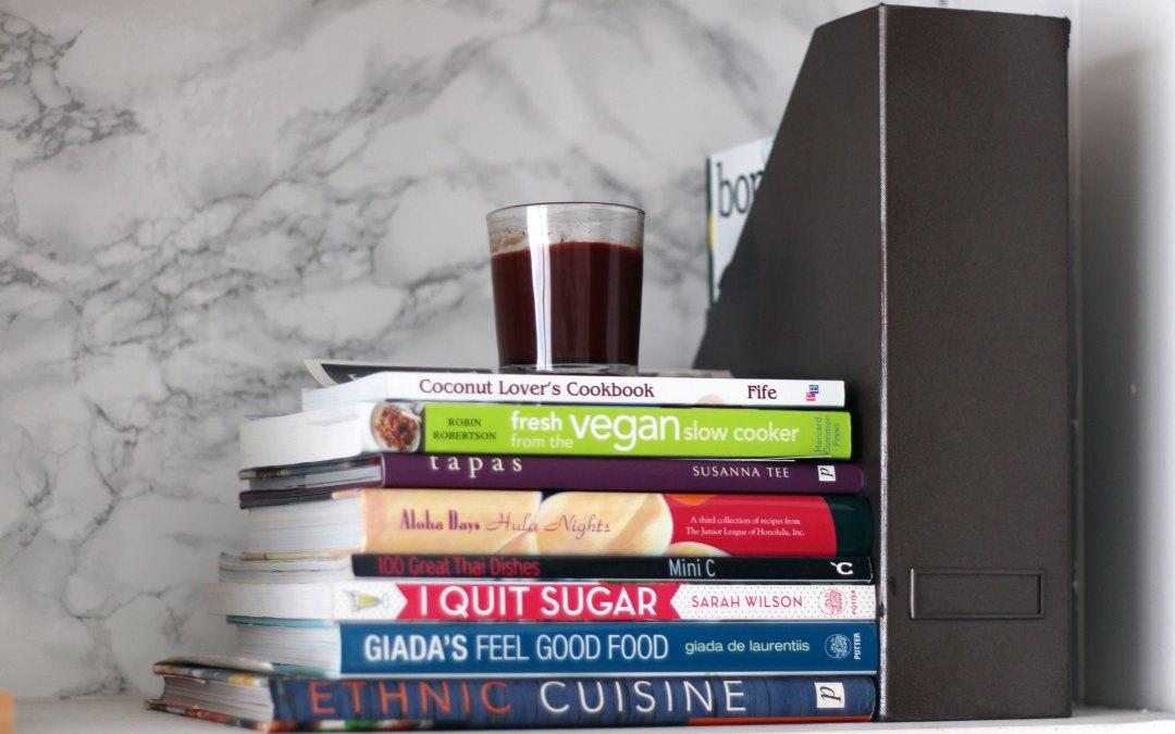 Currently Loving: My Favorite Cookbooks