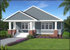 3573 Orchard Circle Decatur floorplan new construction in Decatur by HausZwei Homes