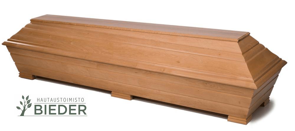 Honka-arkku -palvelupaketti - Hautaustoimisto Bieder
