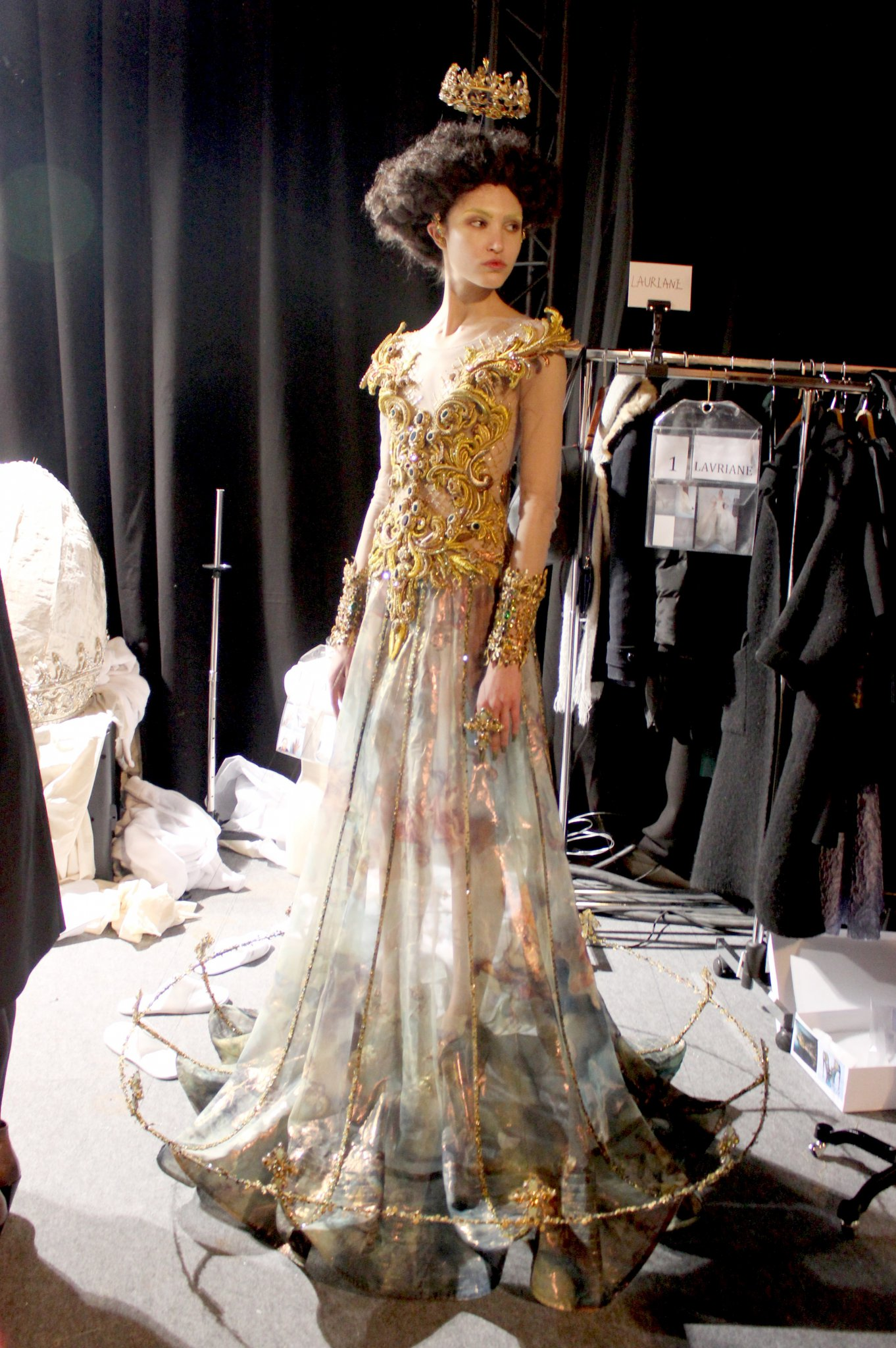 Guo Pei SS2017 Hautehot Couture News