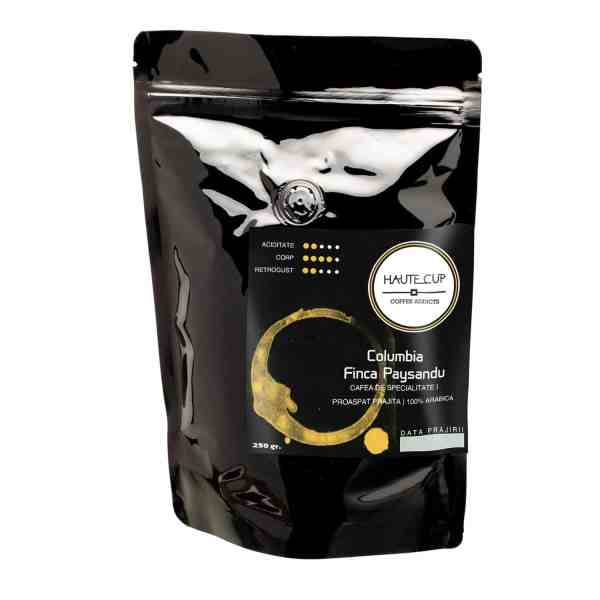 Cafea boabe Columbia Finca Paysandu - comanda online la HAUTE CUP Constanta