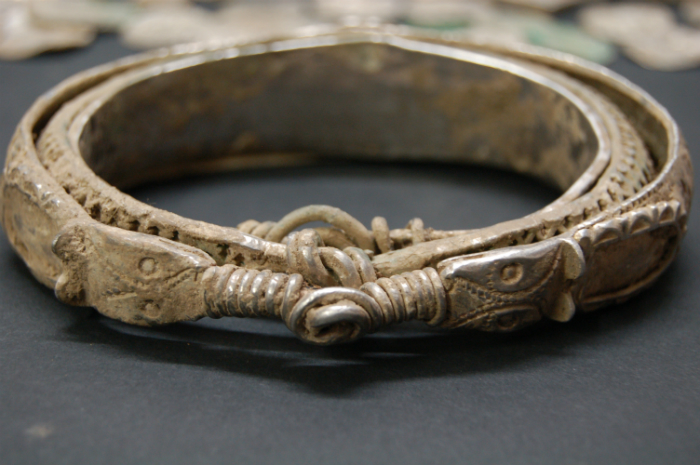 material culture viking armband