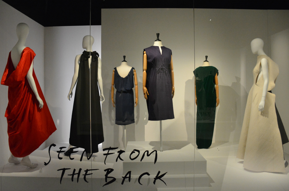 Seen from the back game changers MoMu Antwerpen