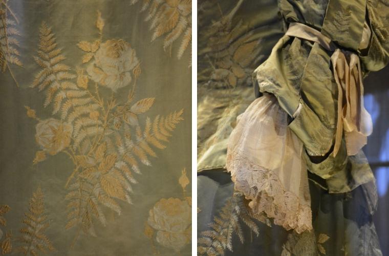 Details japon Hirsch & Cie in Museum Paulina Bisdom van Vliet in Haastrecht
