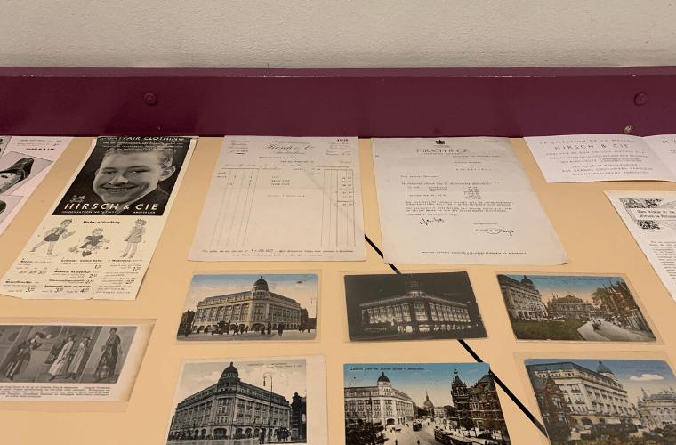 Lezing Hirsch & Cie Amsterdam door Femke Knoop