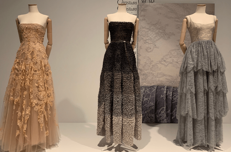Dior - The Art of Lace - Textielmuseum Tilburg