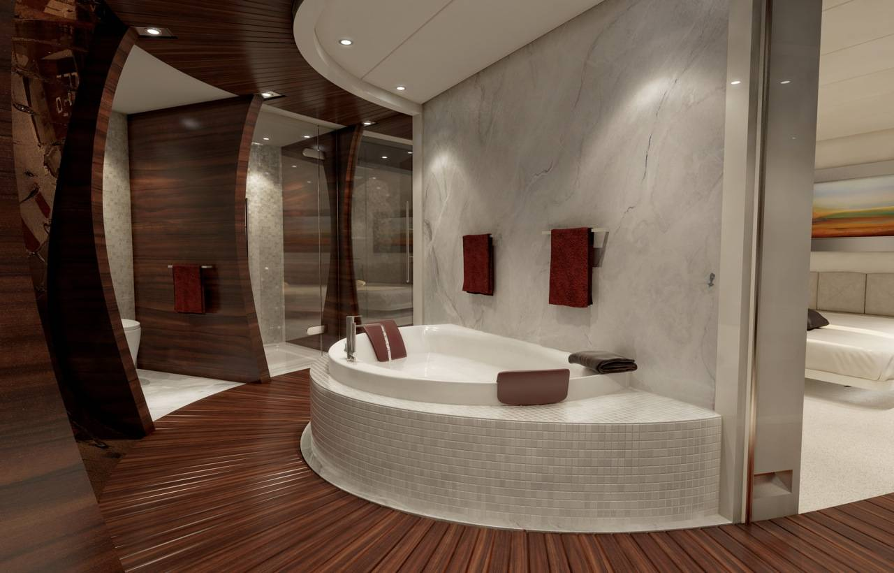 Haute Yachts New Vulcan Line From Vicem Yachts Haute Living