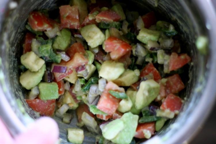 Guac Salad