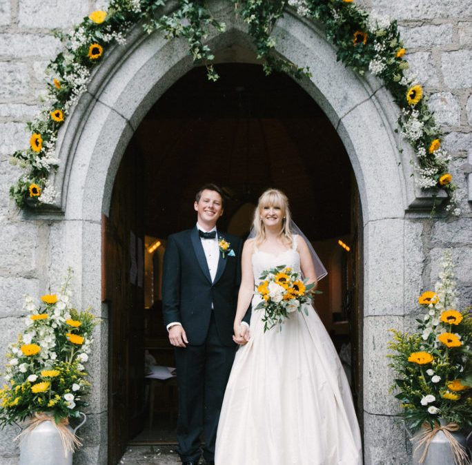 Madeleine and Frederick's Chamonix Wedding