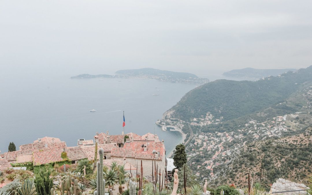 Wedding Weekend in Eze