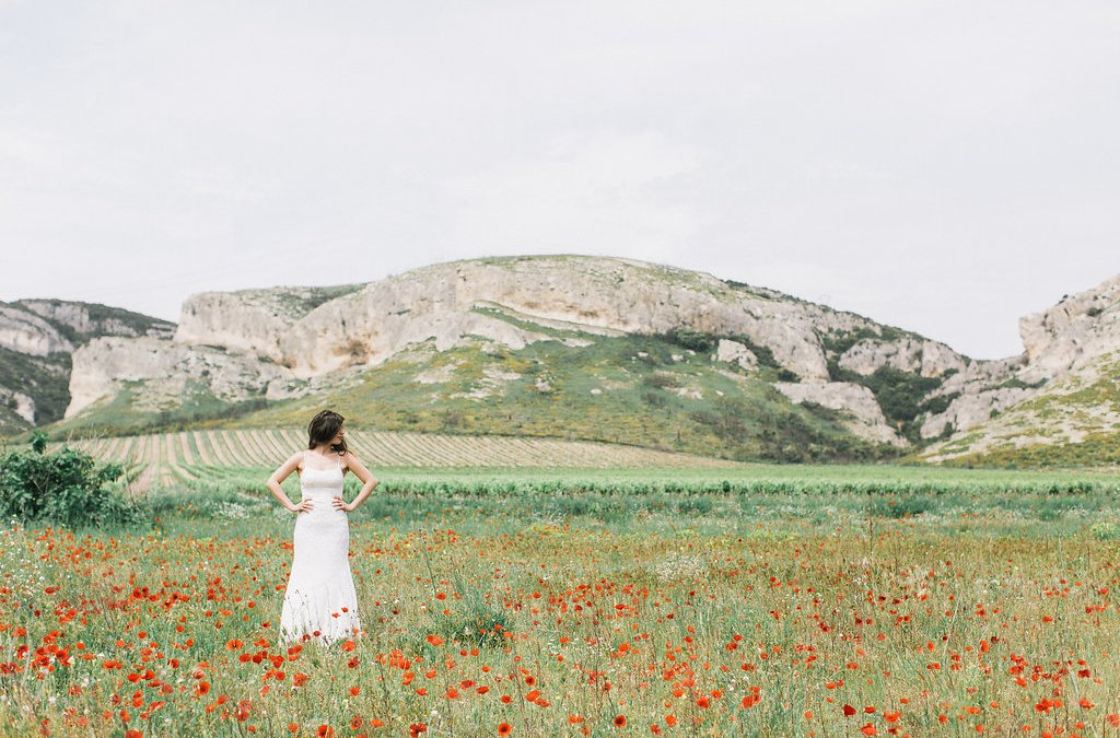 Spring Styled Photoshoot Provence