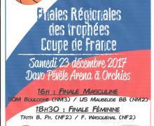 Finales Régionales Trophées Coupe de France