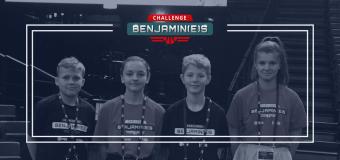 Finales Challenge Benjamin(e)s : une 3e place et des souvenirs plein la tête