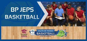 Présentation : Le BP JEPS Basketball de l'Institut de Formation HDF Basketball