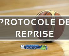 Reprise du basket : le protocole pour le «sport amateur» et les activités du «vivre ensemble».