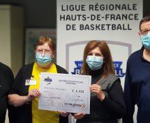 Basket solidaire : 1 315€ récoltés en ligne pour le Téléthon et un engagement intact