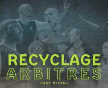 Les arbitres de Betclic Elite, en recyclage à Lille