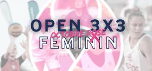 OPEN Start U15 Filles - Octobre Rose @ Lambersart