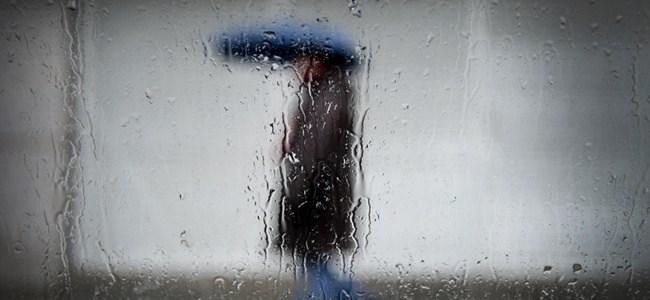 Pazara kadar soğuk ve yağmur