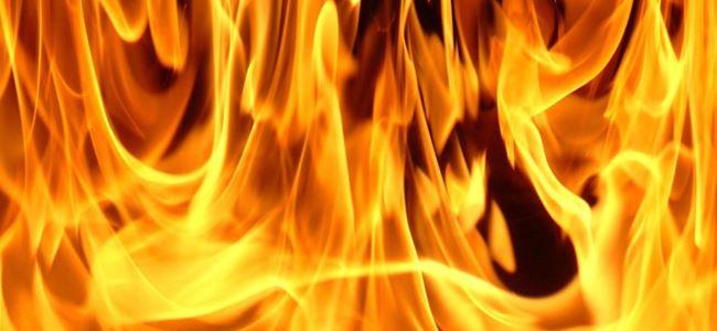 Köprülü ve Göçeri Köylerinde Yangın