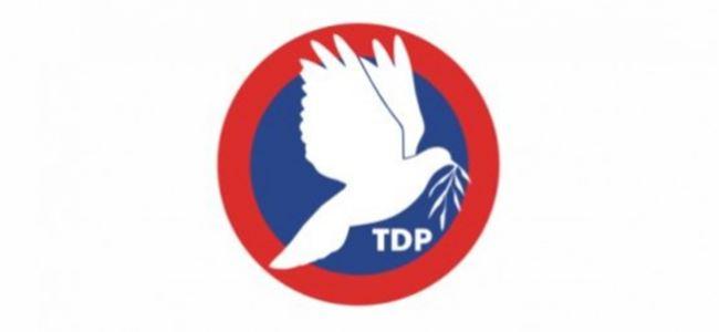 TDP Mağusa İlçesi 4'üncü Olağan Kongresi Yapıldı