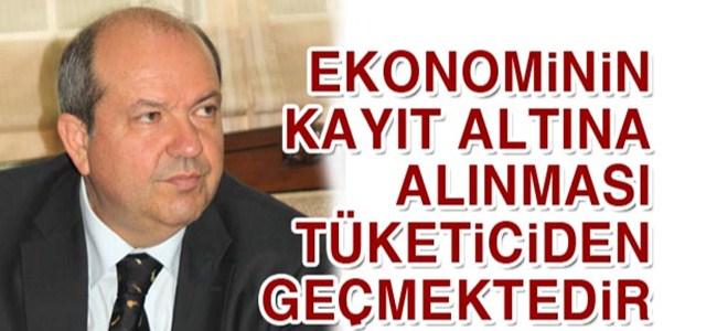 """Tatar: """"Tüketicilerin vergilerin toplanmasındaki rolü en baştadır"""""""
