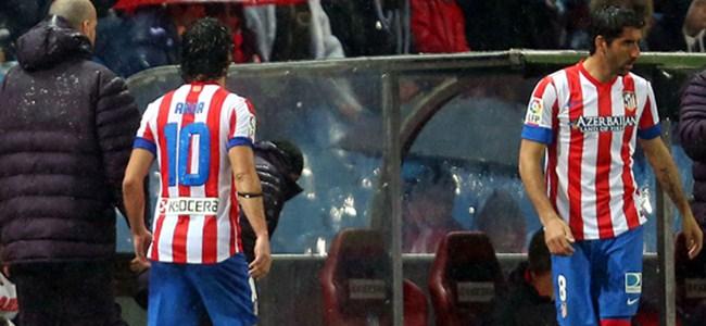 Atletico'da Arda şoku!