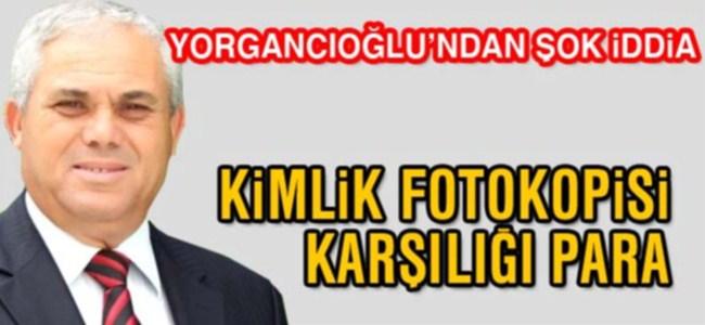 Yorgancıoğlu: Demokrasi dışı girişimlerdeki artışı kaygıyla izliyoruz