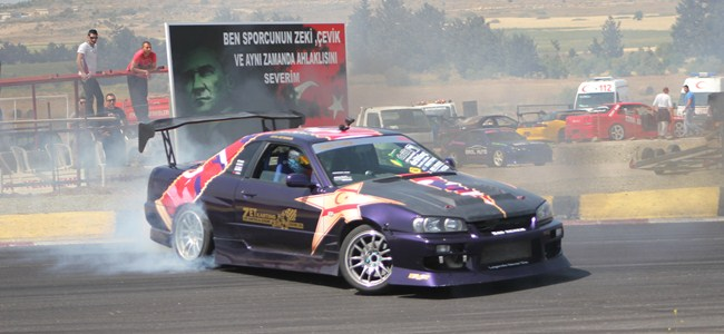 2013 drift Sezonu Tanıtıldı