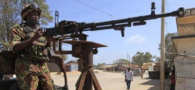 Somali'de çatışma: 7 ölü