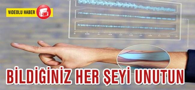 Teknolojik kol bandı MYO