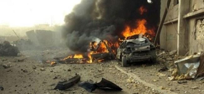 Irak'ta yine bombalı saldırı: 11 ölü