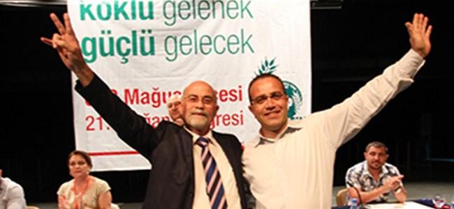 CTP Mağusa İlçe Başkanlığı'nı Şahali kazandı