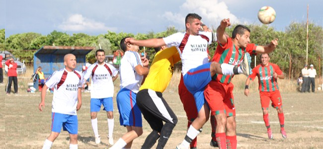 Ortaköy 2. Lig'de: 1-1