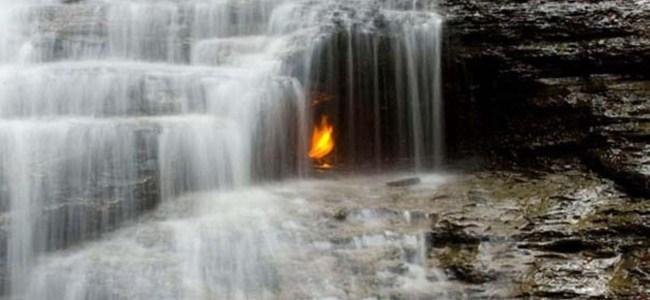 Sonsuz ateşnin sırrı çözüldü