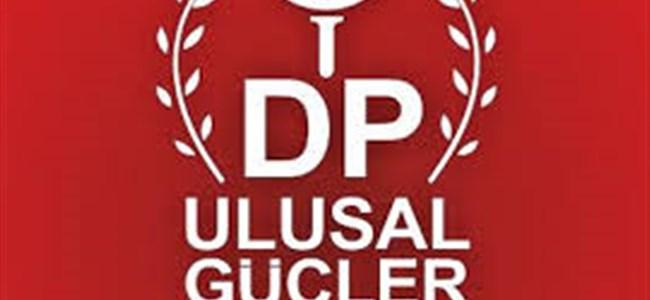 DP-UG'de 2 İstifa 1 Uyarı!