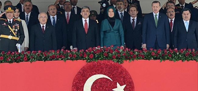 Türkiye Cumhuriyeti 89 yaşında