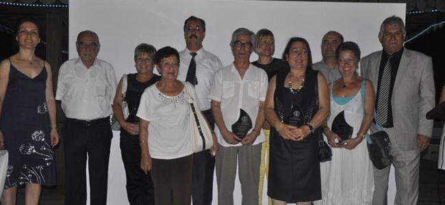 10 gazeteciye Hizmet Onur Ödülü