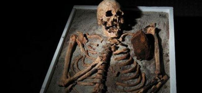 Vampir Mezarlığı Bulundu!