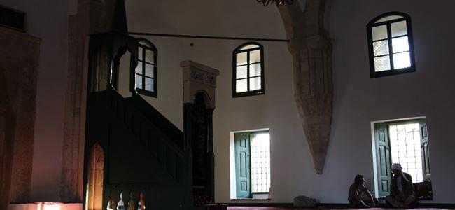 Hala Sultan'da buruk Ramazan