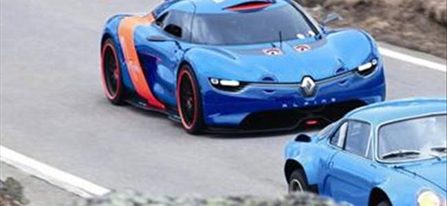 Alpine spor otomobili üretecekler