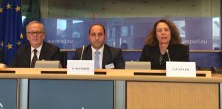 Kayıp Şahıslar Komitesi Brüksel'de temaslarda bulundu