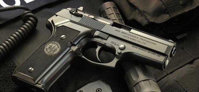Kanunsuz silah bulunduran iki kişi tutuklandı!
