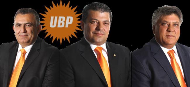 UBP'de bölünmenin bedeli ağır oldu
