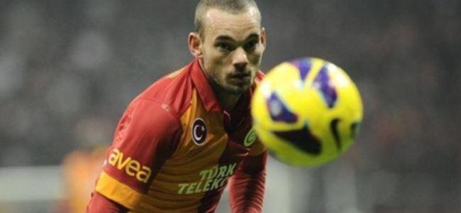 Kieft'ten Sneijder İçin Şok Sözler!