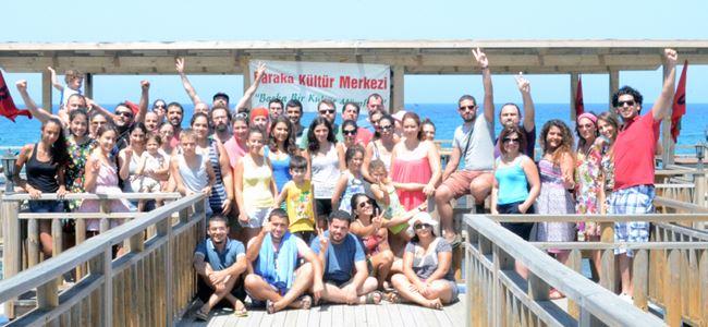 Baraka 8. Yaz Kampı'nı gerçekleştirdi