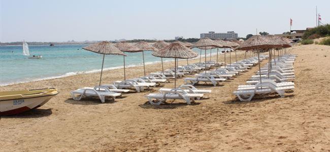Plajlarda geçen yılın bereketi yok