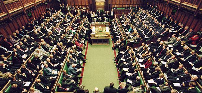 İngiliz Parlamentosu'ndan müdahaleye ret