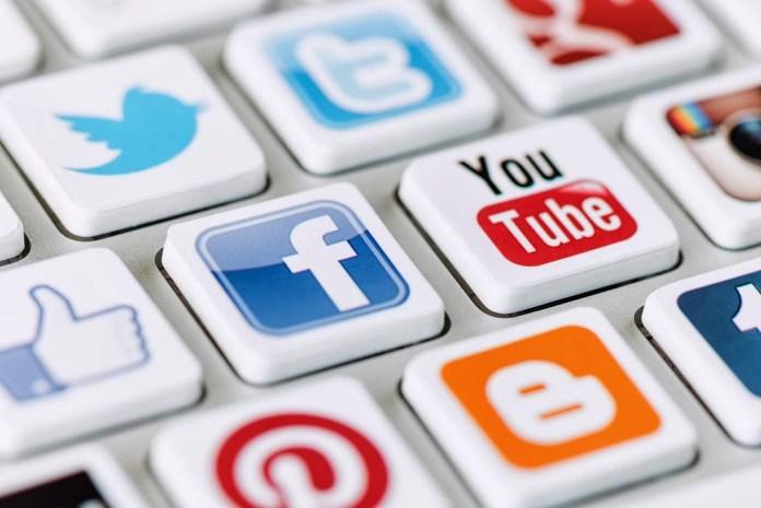 sosyal medya icons